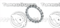 4 Prong Set Eternity Ring For 2.8mm Ro. Dia. - Size 6
