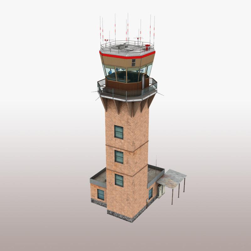 air traffic control tower max