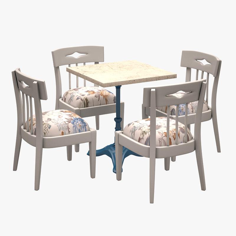 max cafe dinner set