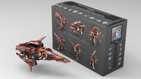 10 Drone RedManga Pack