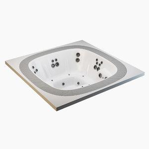 3dsmax jacuzzi enjoy hot tub