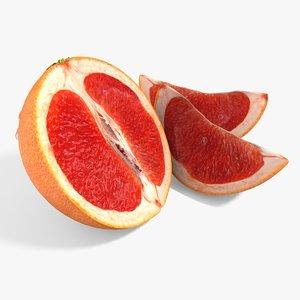 max grapefruit cut