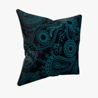 pillow photorealistic cucumber max