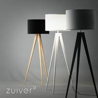 tripod lamp 3d max