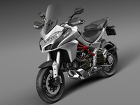 Ducati Multistrada 1200 2015