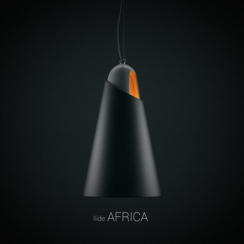 ilide africa 3d model