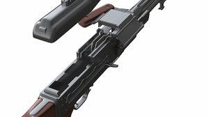 machine gun kalashnikov max