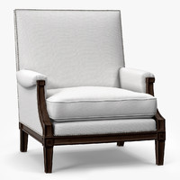 3d model dolcetto bergere