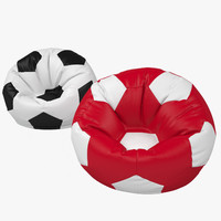 Ball bag chair