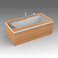 3d bath