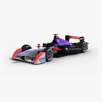 DS Virgin Racing FormulaE 2015-2016