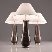 classic table lamp 3ds