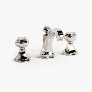 3d model sigma 720 series lavatory