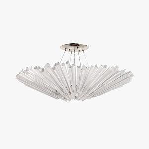 3d max fine lamps diamantina 870240st