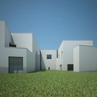 3d model serralves museum