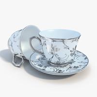 Tea Set 02