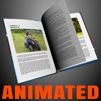 animated book