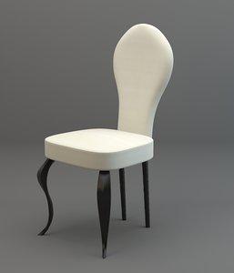 paulo antunes serip chair 3d dwg