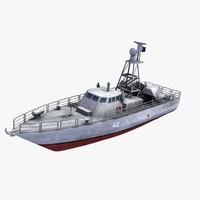 dvora class patrol boat dwg