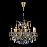 max chandelier 775083 md18083-8 champa