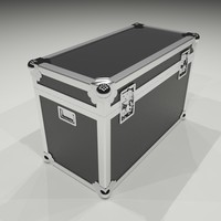 flight case 3d 3ds