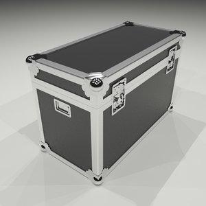 flight case 3d 3ds