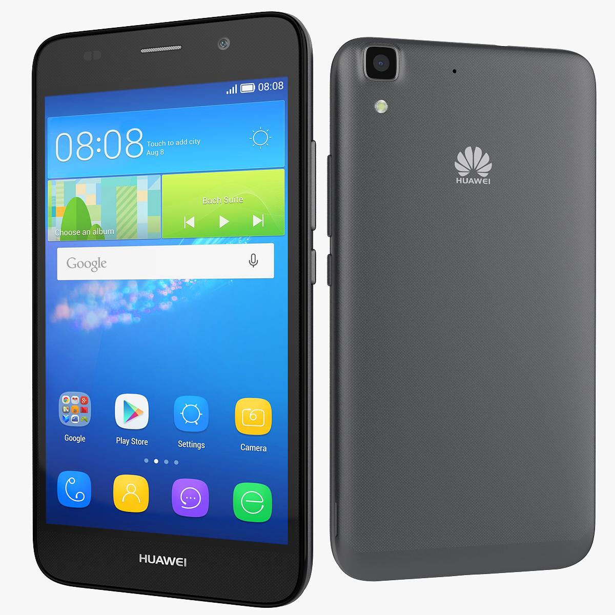 Huawei Y6 Smartphone 2015