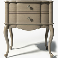 Hooker Furniture Nightstand SKU3023-90116