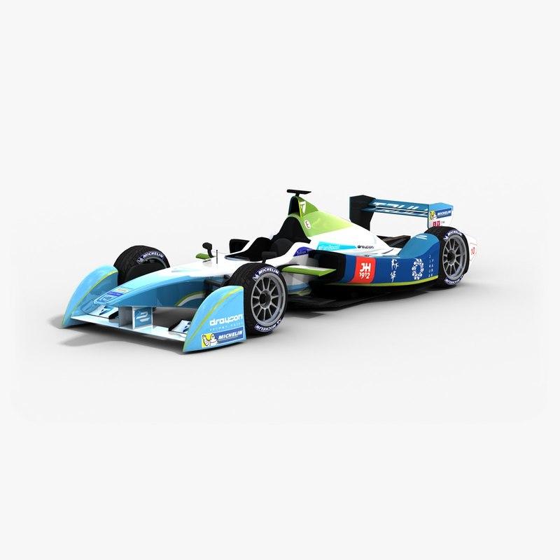 3d trulli formulae team