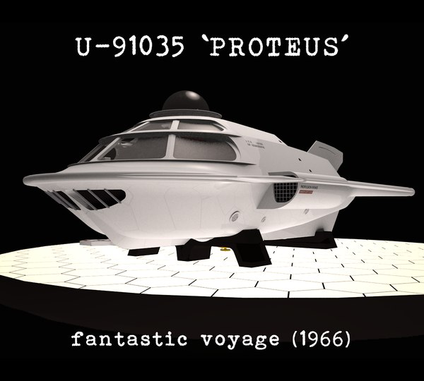 max proteus submarine