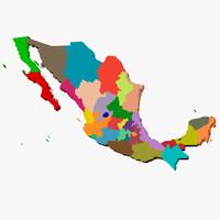 max states mexico