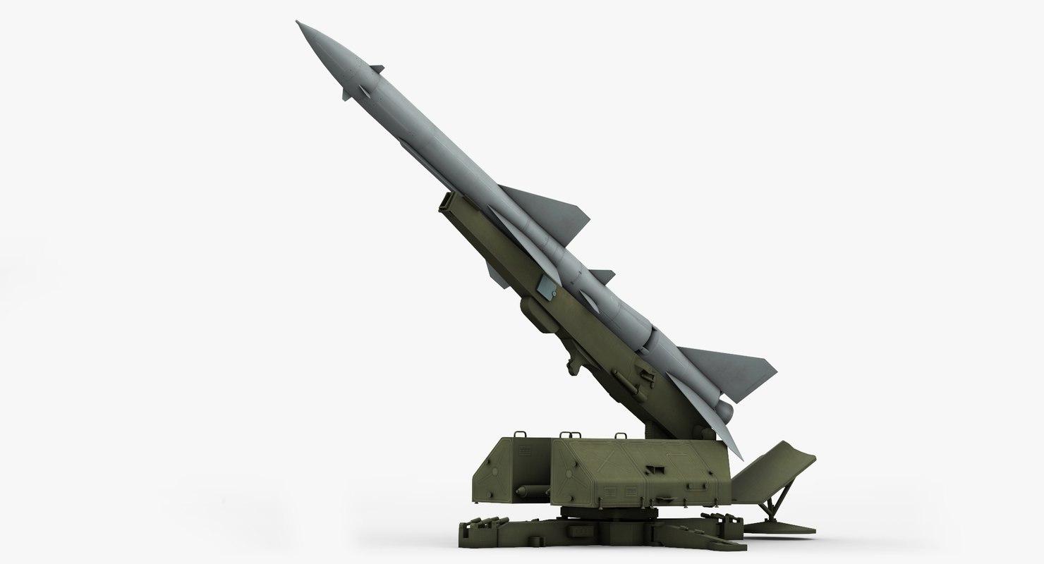 s-75 dvina s75 3d model