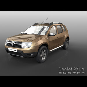 c4d 2013 dacia duster