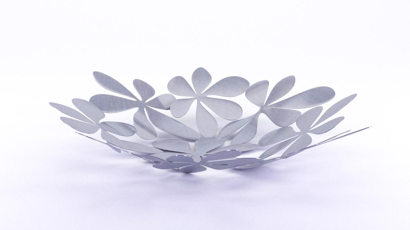 bowl steel 3ds
