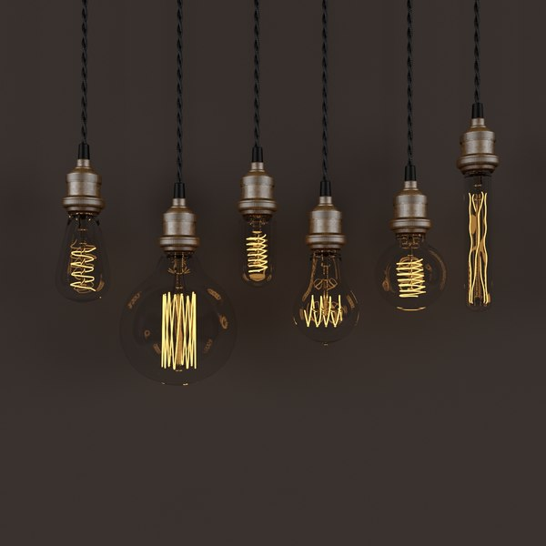 edison lamps max