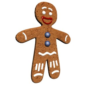 max christmas cookie