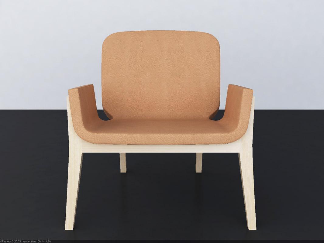 max jockey armchair