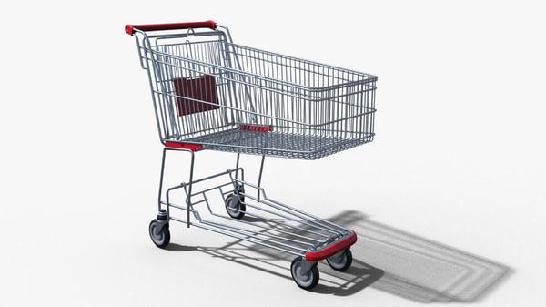 obj shopping cart