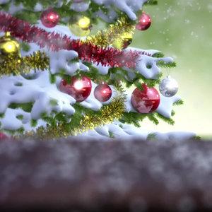 3d animation snow model