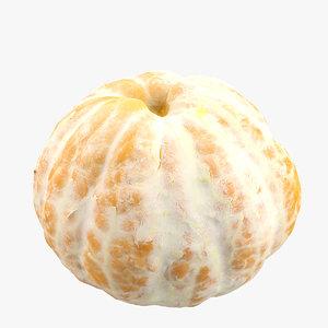 pealed mandarin max