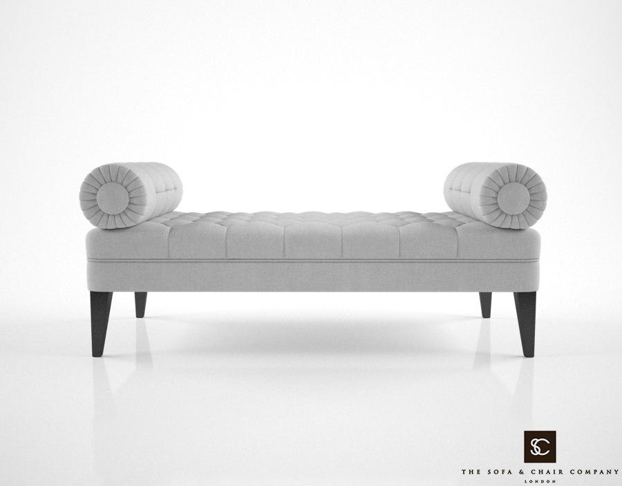 sofa chair company milton 3d model
