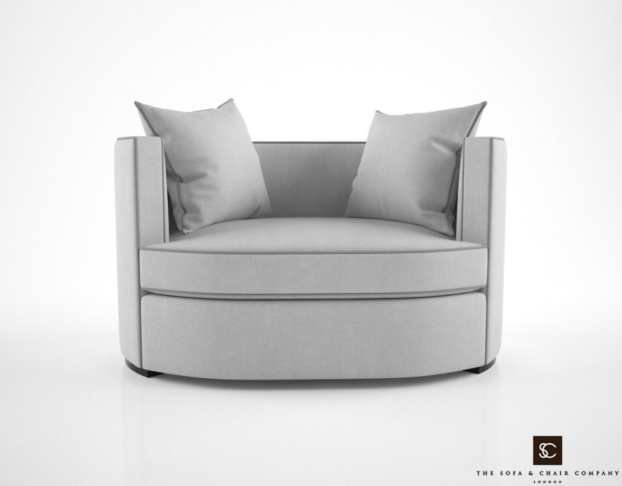 3d model sofa chair company love