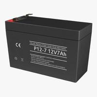 3d 12 volt battery generic