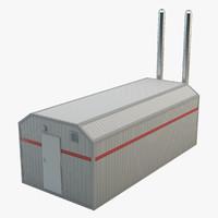 water modular boilers 3d model