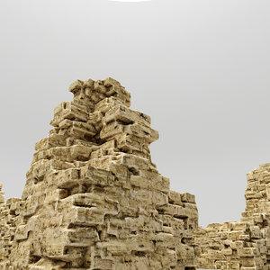 max fort ruins