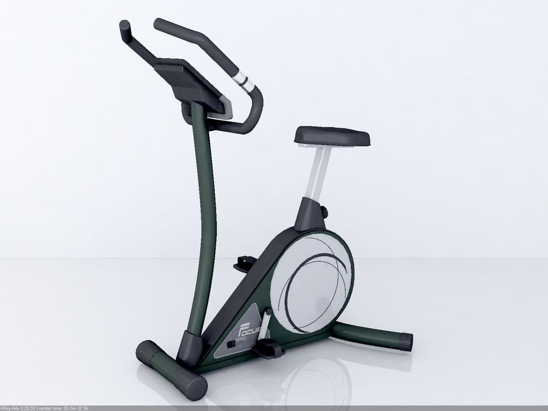 3ds max proteus focus v8 gym