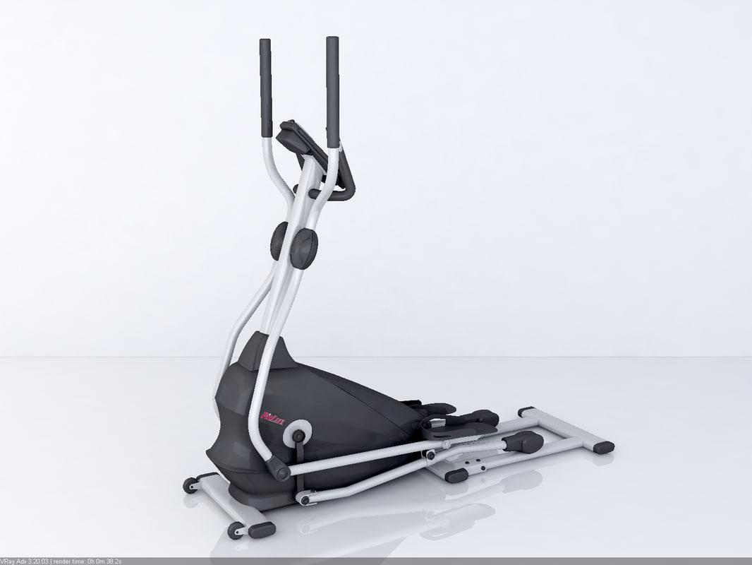 3d fitlux 5200 gym model
