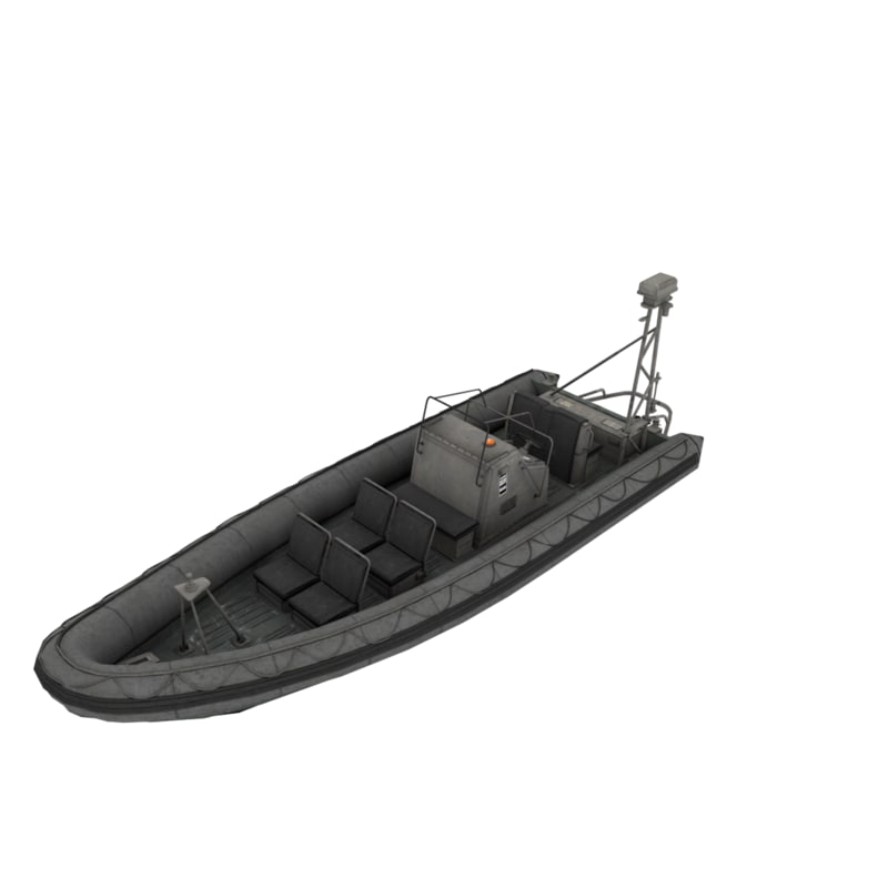 3d model rhib