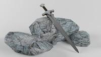 sword stone max