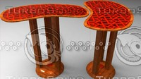 dxf designer table